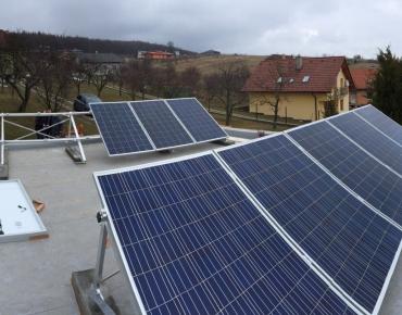 ONgrid systém Prešov