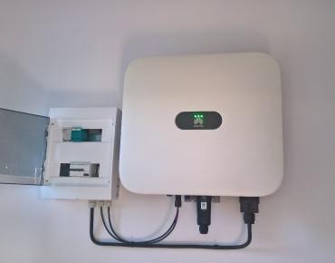 Priama spotreba a ohrev vody - Fintice 3,00kWp