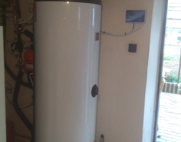 Vikartovce 3,75kW + 300L zásobník